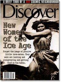 Discover Magazine April 1998
